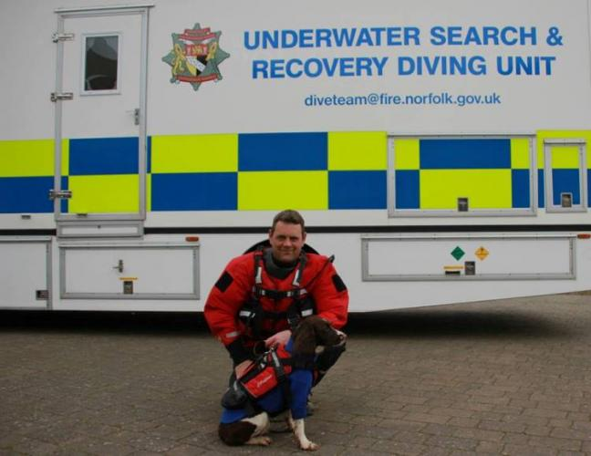 Drowned Victim Pre-assessment at Dorney